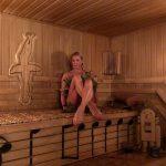 Волочкова похвасталась своей балерино-баней