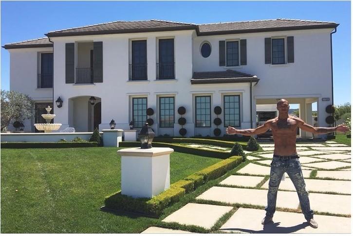 Джереми Микс и его новый дом