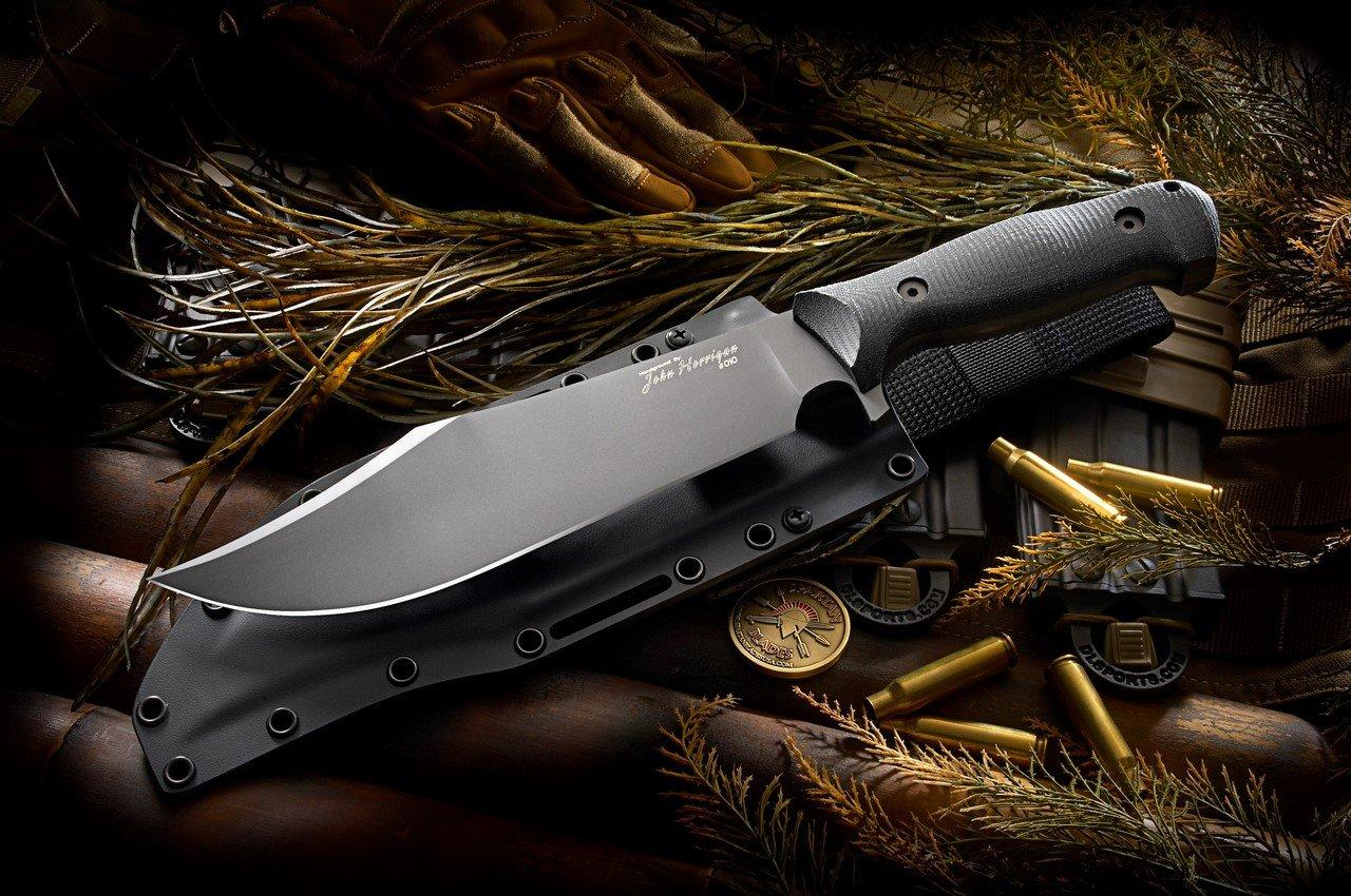 Холодное оружие и тактические ножи