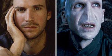 Актеры до и после грима (39фото)