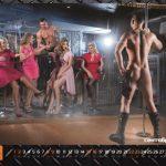 Крановый завод представил календарь 2018 со своими сотрудницами (14 фото)