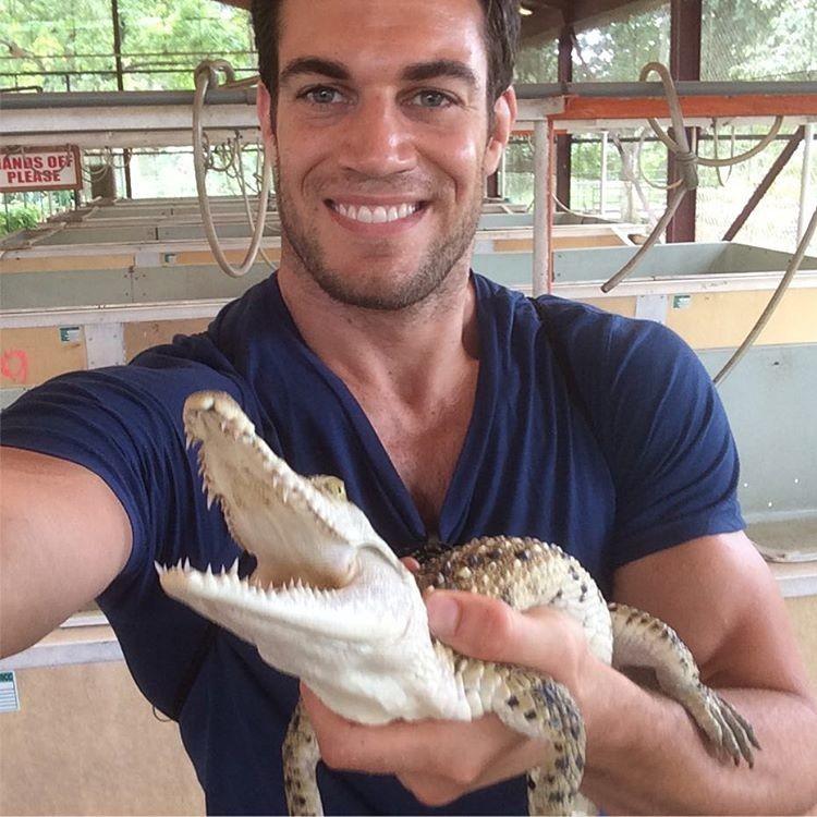 Игуаны, крокодилы и любовь. Что выкладывает в инстаграм ветеринар экзотических животных (22фото)