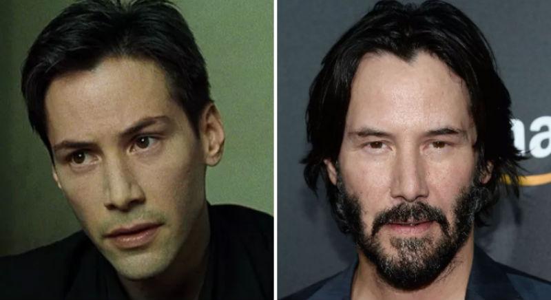 как выглядят актеры «Матрицы» 19 лет спустя (15 фото)