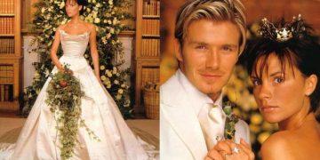 Свадебные фото мировых звезд (17 фото)