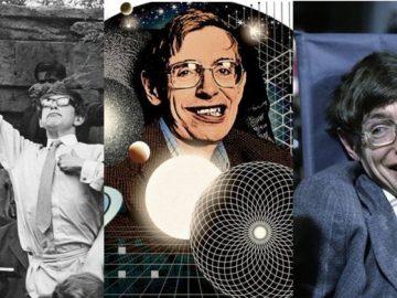 Вселенная Стивена Хокинга: жизнь выдающегося ученого в фотографиях (24фото+4видео)