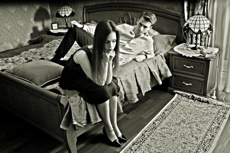 Наш брак трещал по швам, я нашел себе любовницу, но неожиданно вернулся обратно
