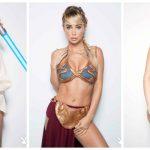 Известная модель Playboy в образах персонажей «Звездных войн» (21фото)