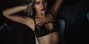 Модные и гламурные девушки на снимках Дена Бычковского (43 фото)
