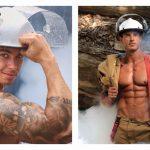 Крутой календарь с сексуальными пожарными на 2018 год (14фото)