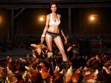 Горячие фермеры из Австрии обнажили идеальные тела для календаря (27фото)