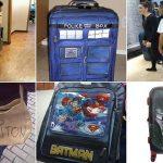Багаж и ручная кладь: все страннее и страннее (14фото)