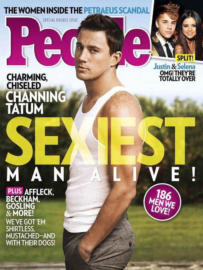 Самые сексуальные мужчины журнал people моему