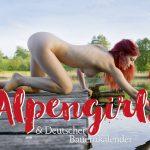 Календарь «Alpengirls 2018» (14 фото)