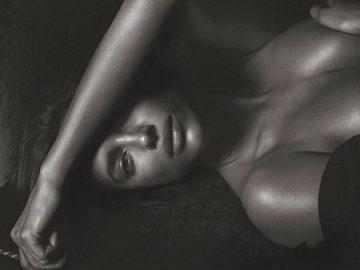 Ирина Шейк в откровенной фотосессии для журнала GQ Italy (4 фото)