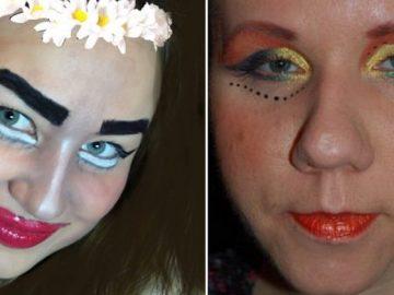 15 примеров того, когда красота – чересчур страшная сила (16фото)