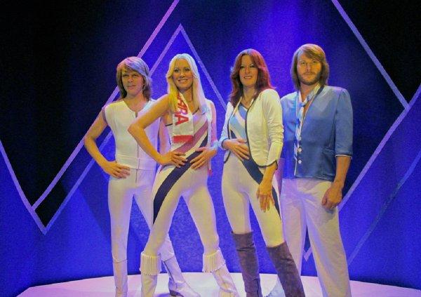 ABBA не собирается устраивать новые туры и концерты
