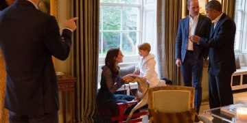 Почему Кейт Миддлтон и принц Уильям самые обычные родители?