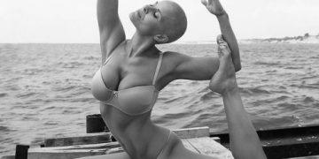 Марина Вовченко: йога бывает соблазнительной (11 фото и видео из Instagram)