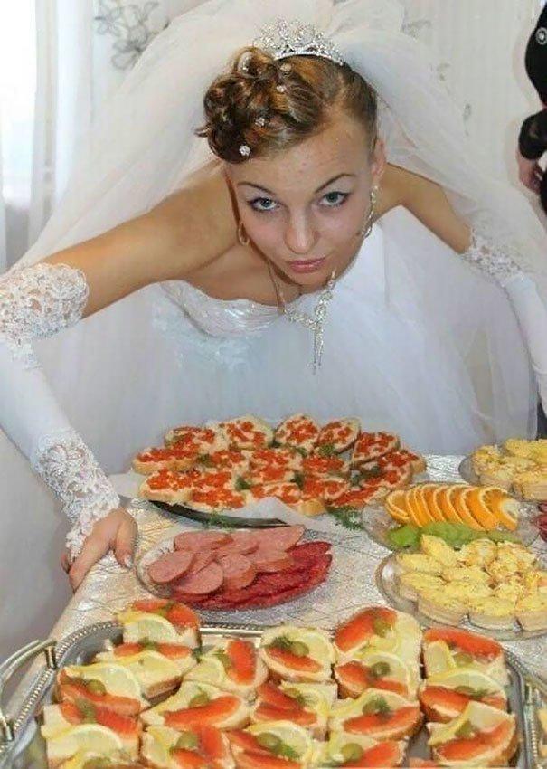 Горько! Приколы на свадьбе, которые шокируют иностранцев (20фото)