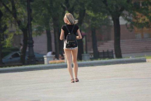 Девушки Москвы (34 фото)
