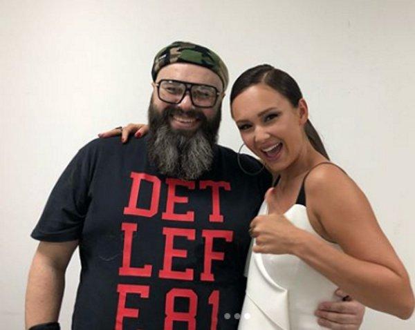 Макс Фадеев женится на Аиде Гарифуллиной