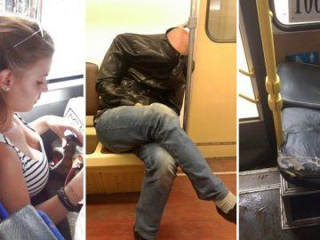 Вот почему я не променяю общественный транспорт на личный автомобиль (23фото)