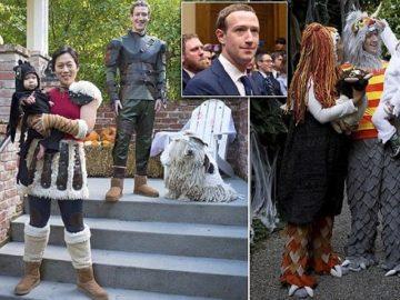 Марк Цукерберг, основатель Facebook, показал свое истинное лицо (11фото+1видео)