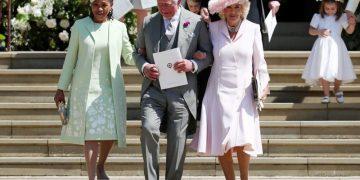 Свадьба принца Гарри и Меган Маркл в Виндзорском замке (35фото)