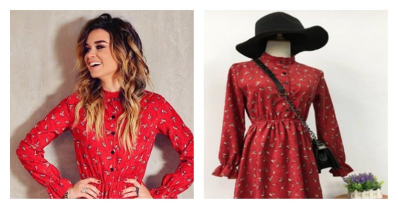 Бородина и жена Джигана крадут идеи своих моделей одежды с Ali Express (10фото)