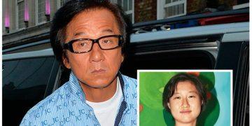 Джеки Чан выгнал из дома свою дочь-лесбиянку (3фото+1видео)