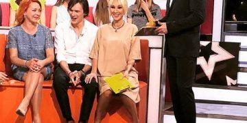 Лера Кудрявцева, как кажется многим ее поклонникам, беременна
