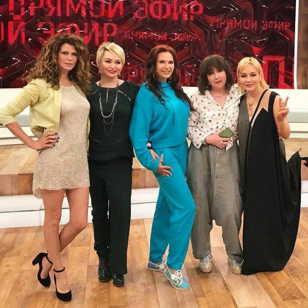 «Престарелые» звёзды российской сцены