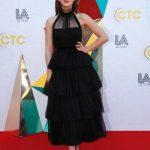 Звезда «Папиных дочек» вышла на красную дорожку в «поношенном» платье