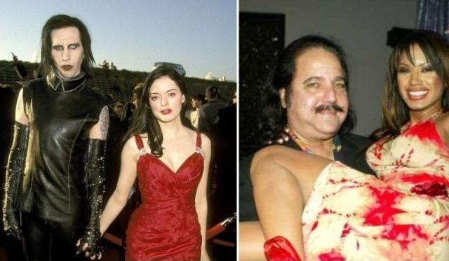 Некрасивые мужчины, пользующиеся большим успехом у женщин (26 фото)