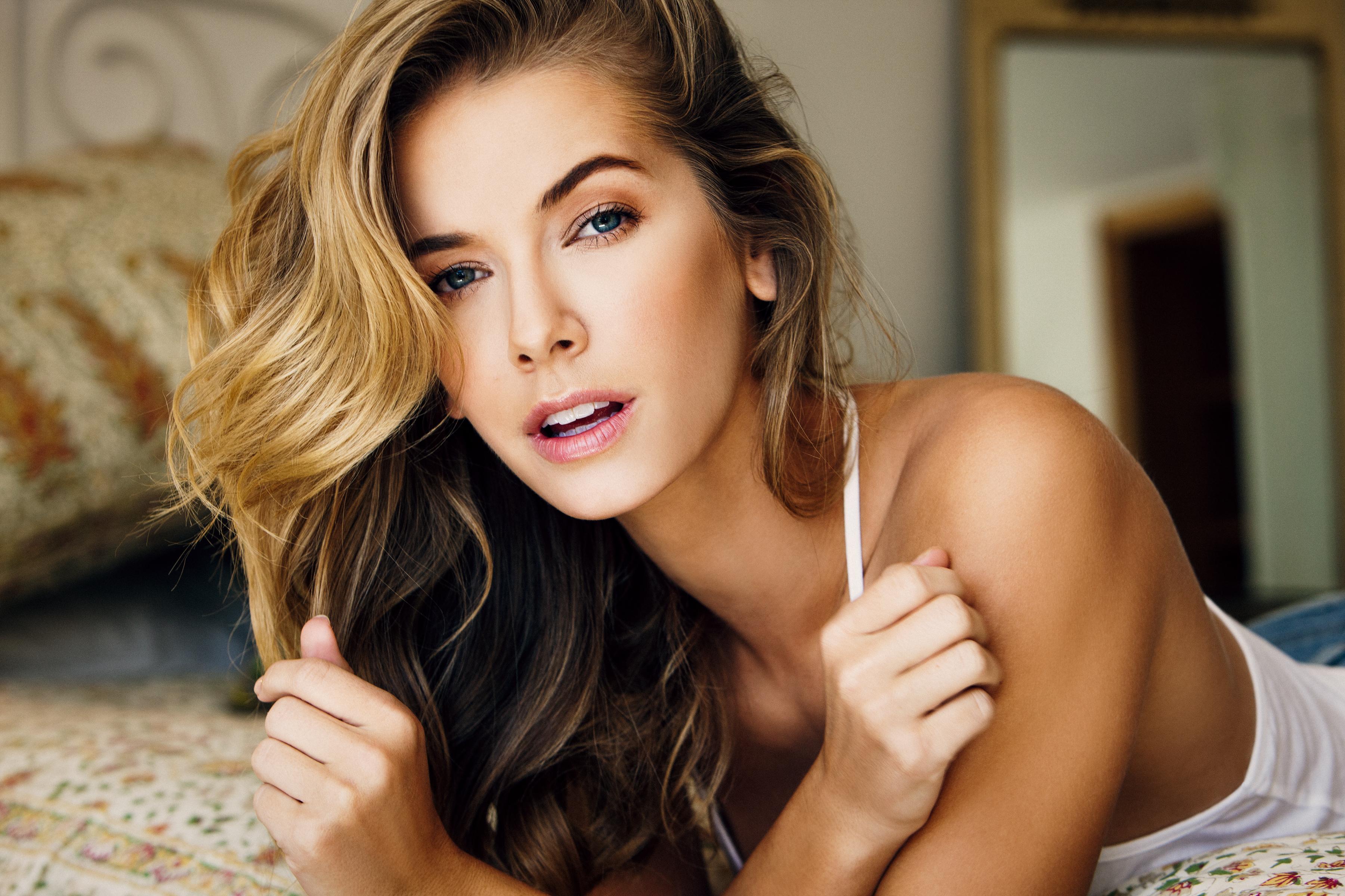Оливия Джордан Томас – американская актриса, модель и королева красоты