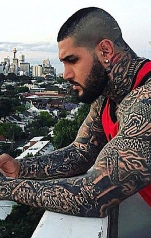 Яки-бой из Сиднея, шокирует Инстаграм связями с мафией и роскошью