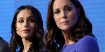 Супруги принцев, Кейт Миддлтон и Меган Маркл, объявили друг другу войну