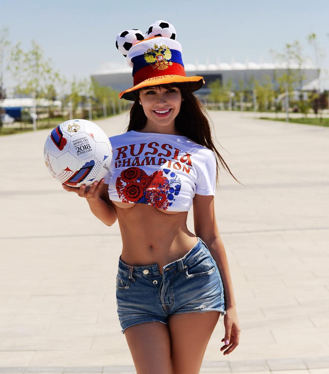 Модель Playboy из Ростова-на-Дону Мария Лиман