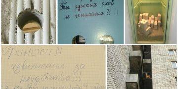 Соседи на тропе войны. Что делать, если сосед достал (14фото)