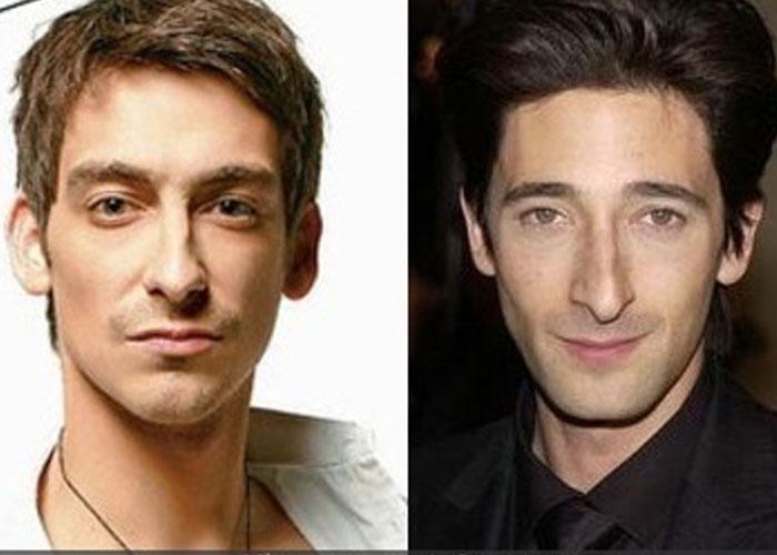 Актеры, как две капли похожие друг на друга