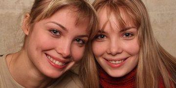 Сестры-близнецы Татьяна и Ольга Арнтгольц (9 фото)