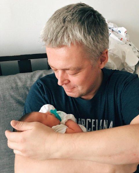 Дочь Стриженовых, Анастасия, показала первое фото новорожденного сына
