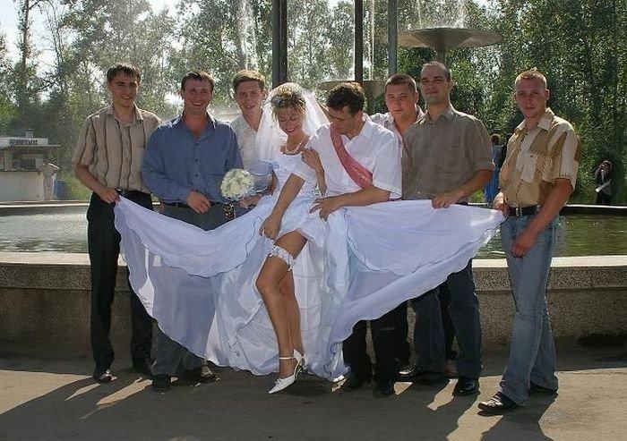 засекал, долго фото жена на свадьбе без трусиков мало заботится любовной