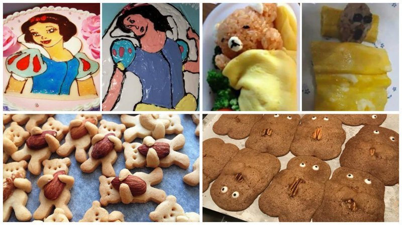 Ожидание и реальность: 25 кулинарных безумств (26фото)