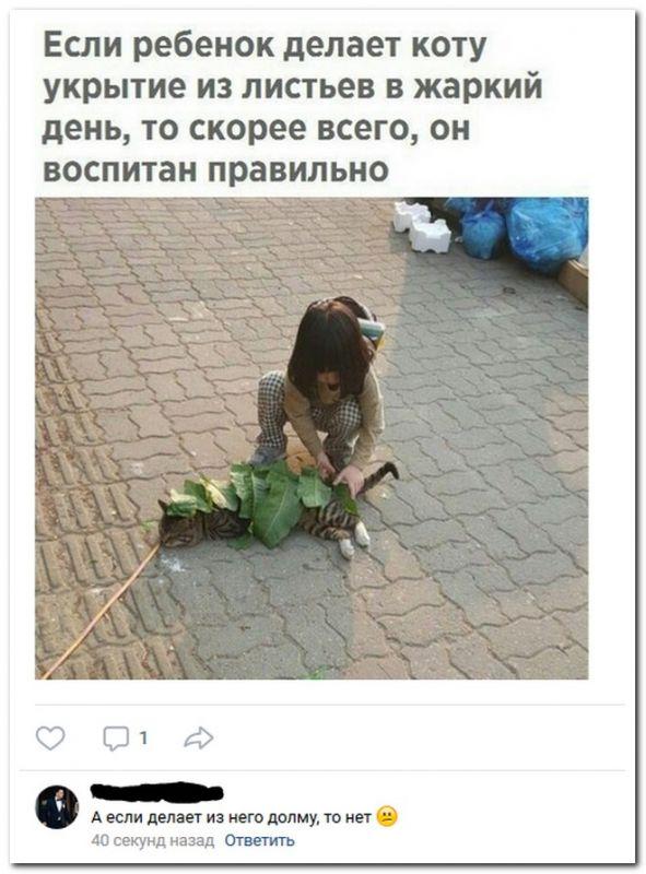 Смешные скриншоты из социальных сетей (28 фото)