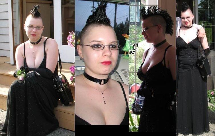 Худшие выпускные наряды и костюмы (16фото)