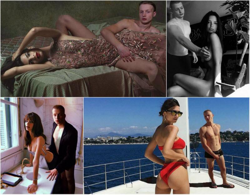 Эмили Ратаковски взорвала сеть фотографиями с парнем из Новосиба (15 фото)
