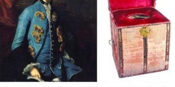 Хранитель королевского стула при английском дворе (4 фото)