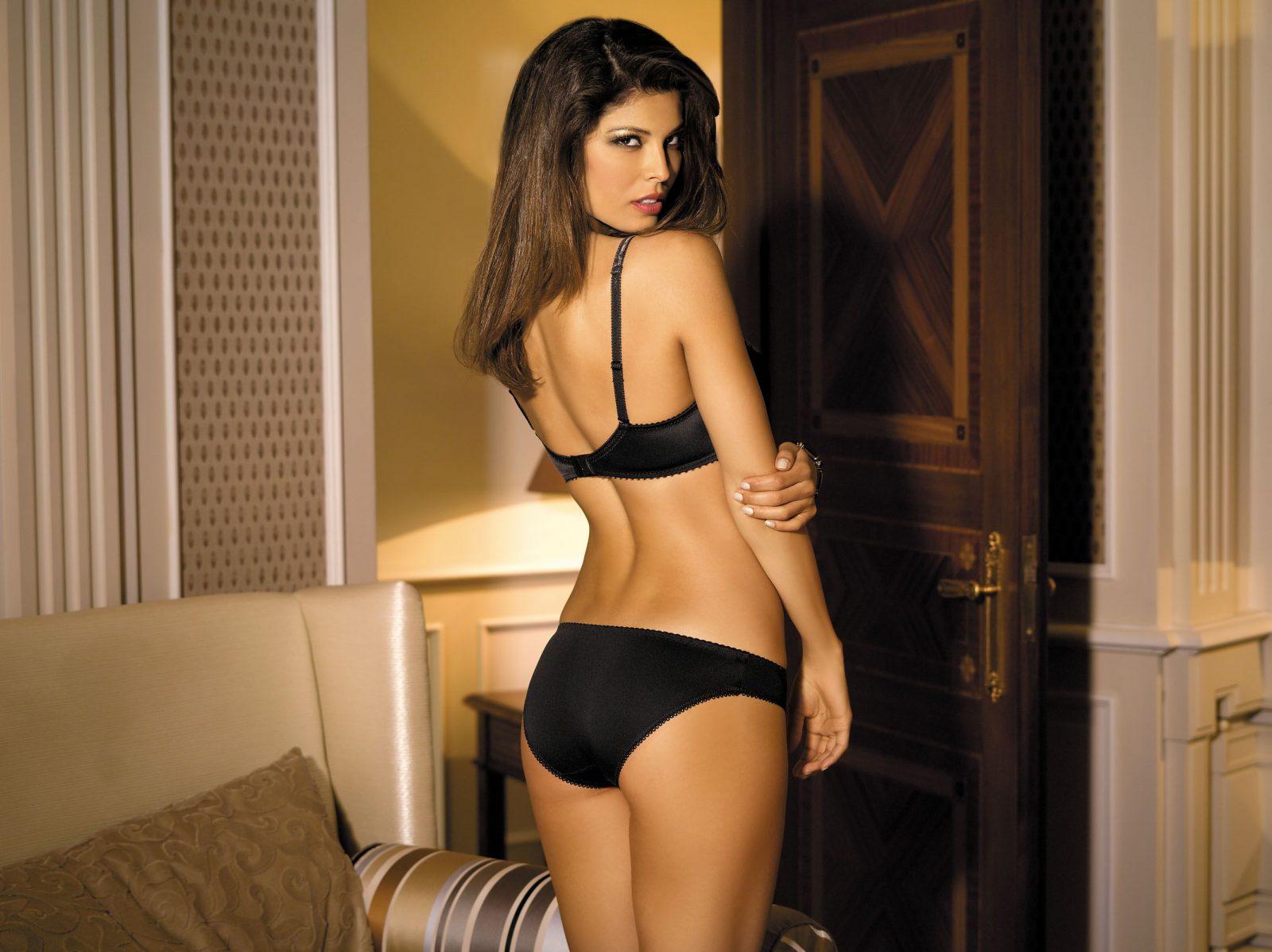 Для мужчин девушки фото в нижнем белье #12