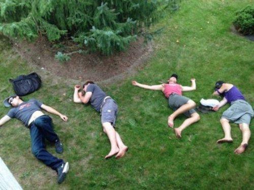 Пьяные и смешные (24 фото)